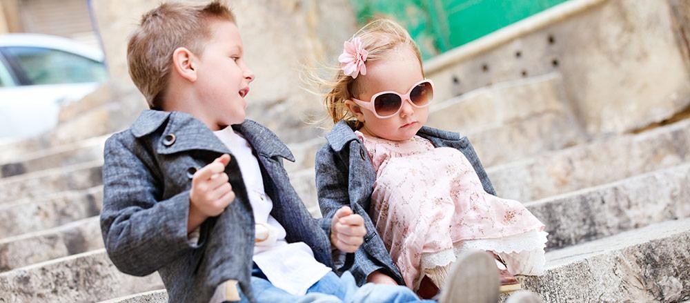 Shopping och babyprodukter